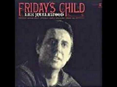Lee Hazlewood - Fridays Child
