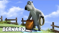 Bernard Bear | Dangerous Precipice AND MORE | Cartoons for Children | Full Episodes