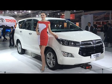 All New Kijang Innova 2.0 G Camry Hybrid The 2017 Toyota 2 0e 0g Interior Exterior Walk Around Hd Youtube