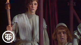 Ромео и Джульетта. Серия 1 в постановке Анатолия Эфроса (1982)