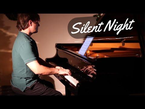 Silent Night - Piano Solo from 'Carols of Christmas' - David Hicken