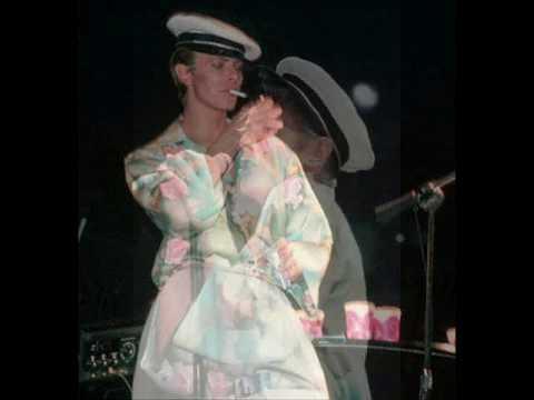 David Bowie heroes live 1978