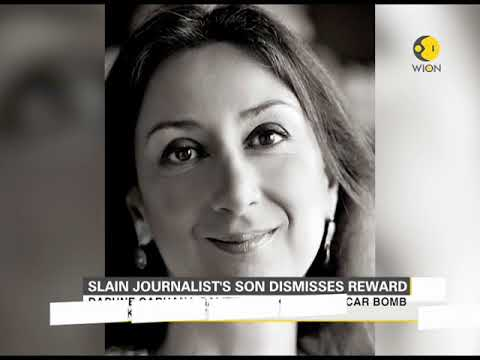 Sons of murdered journalist call for Malta's Prime ...