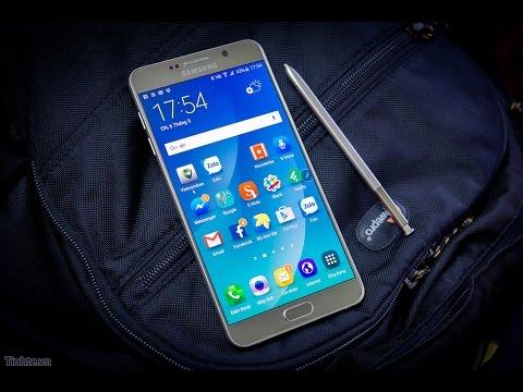 Tinhte.vn - Thủ thuật sử dụng Galaxy Note 5