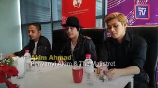 Baixar Sidang media  konsert Akim & The Majistret