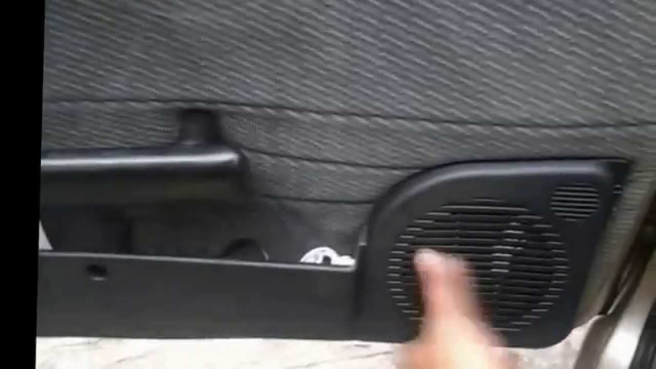 Instalar Porta Trecos Das Portas Do Uno Mille Youtube
