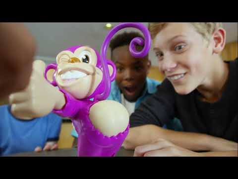 Pull My Finger The Farting Game From Prima Toys Youtube