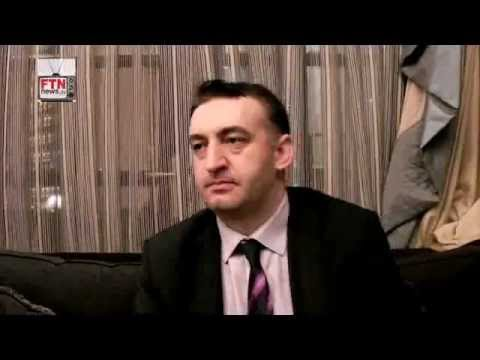 Berat Yildiz - Turkish Tourism Attaché in Ukraine