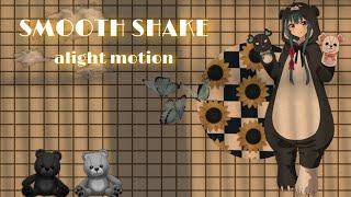 ☆. ☪ smooth shake tutorial ☪ .☆