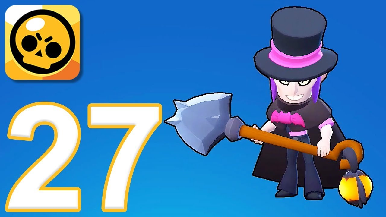 Brawl Stars Gameplay Walkthrough Part 27 Top Hat