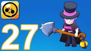 Brawl Stars - Gameplay Walkthrough Part 27 - Top Hat Mortis (iOS, Android)