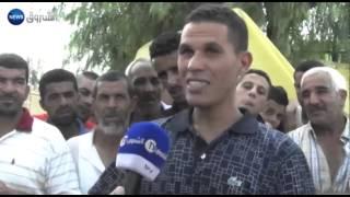 سيدي بلعباس: احتجاجات عارمة عقب الإفراج عن قائمة 50 سكن ريفي ببلدية عين قادة