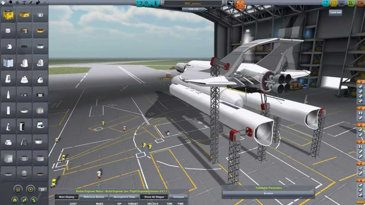 ksp space shuttle parts - photo #42