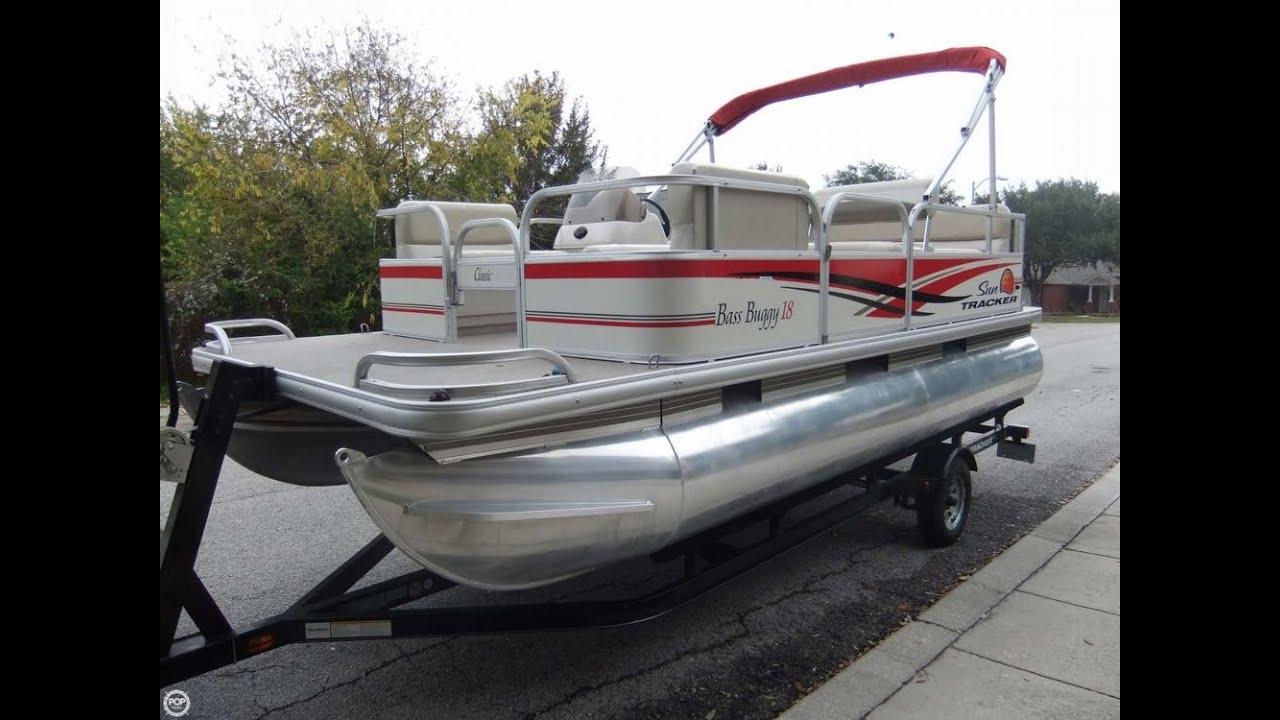[SOLD] Used 2011 Sun Tracker Bass Buggy 18 in San Antonio, Texas