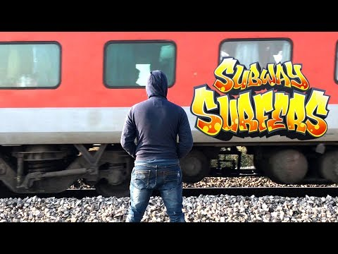 Subway Surfers in real life 2018