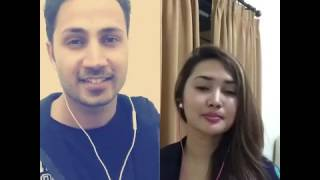 Dil hai tumhara cover by Madan Sangroula And ikke putri