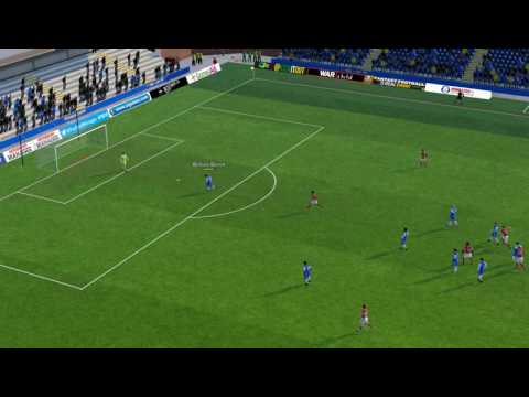 Best goal on FM 16