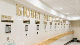 VLOG из Карпат: питание, оздоровление в отеле-санатории