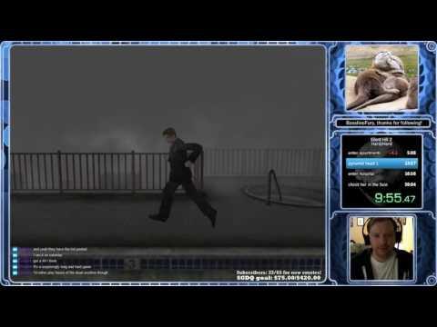 Silent Hill 2 Hard/Hard speedrun in 57:21 [IGT]