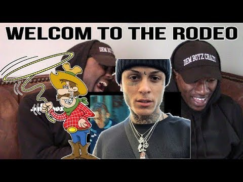 Lil Skies - Welcome To The Rodeo (Dir. by @_ColeBennett_)(Reaction)