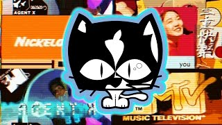 MTV / Nickelodeon / MTV2 Promos Bumpers Motion Graphics IDs Idents by Dizzy Worldwide - HD