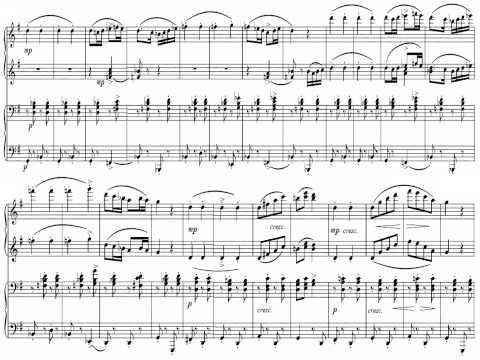 [A.Várnagy+Zs.Farkas] Schubert: Marche Militaire for Piano Duet