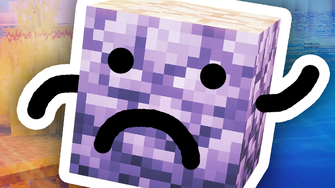 I HATE MY MINECRAFT PET ROCK..!!