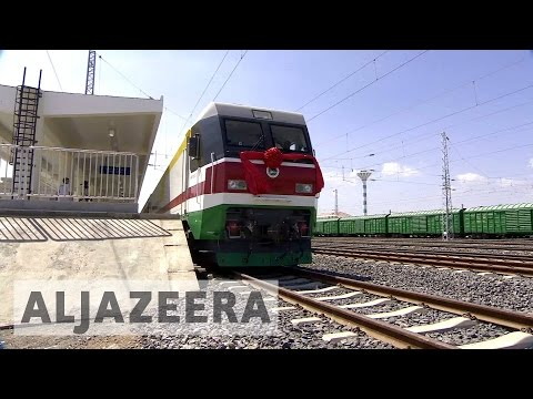 New East Africa train link cuts travel time by 50 percent thumbnail