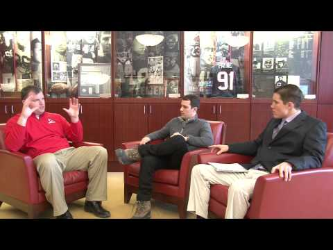 Interview with David Archer, Head Football Coach