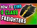 HOW TO FIND S CLASS FREIGHTER! | No Man's Sky Next Guide (Tips & Tricks)