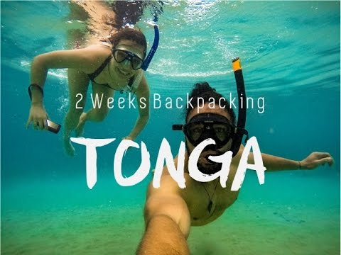 2 Weeks Backpacking Tonga | Intro & Teaser