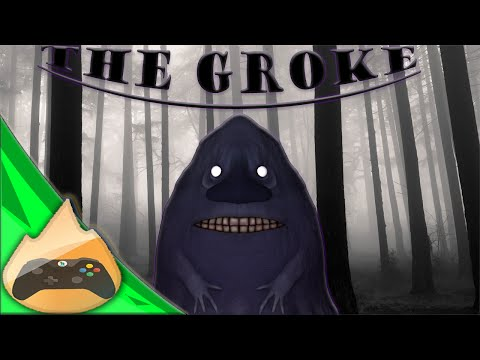 GRIMACE IN DISGUISE   THE GROKE