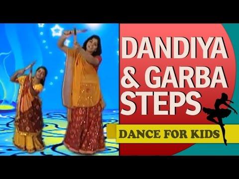 Dance Steps For Beginners: Navaratri Dandiya  Garba Basic Steps