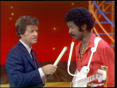 American Bandstand 1980- Interview Larry Graham