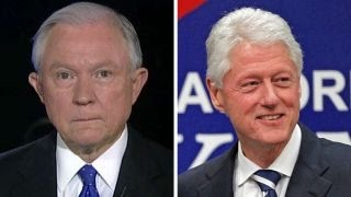 Sen. Sessions reacts to leaked emails about Bill Clinton
