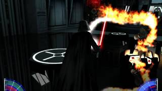 Star Wars Jedi Academy Knights Of The Force Gameplay+Download