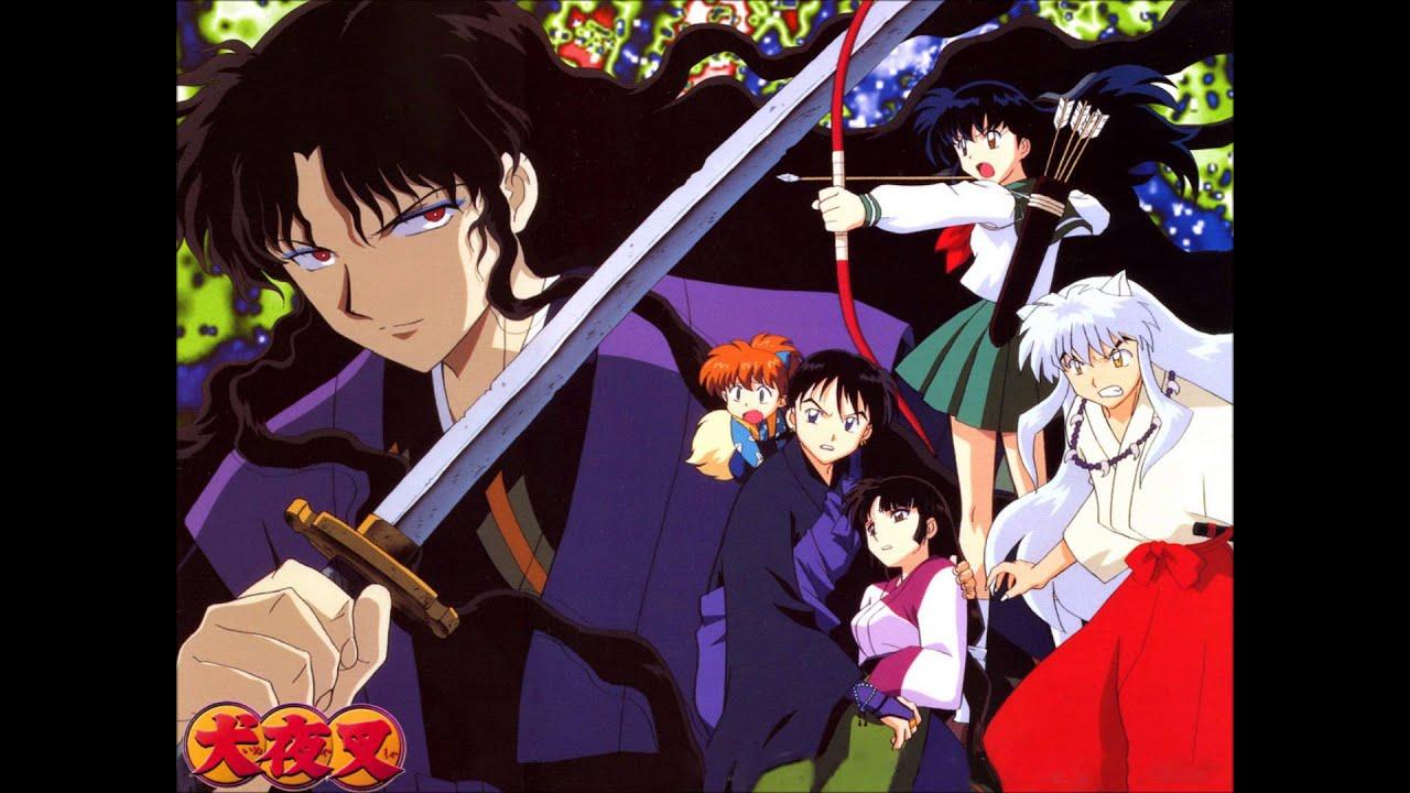 The Iron Fang Sword Tessaiga Inuyasha Ost Extended
