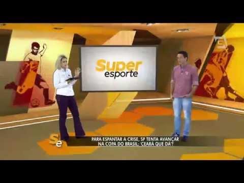 Super Esporte - Completo (26/08/15)
