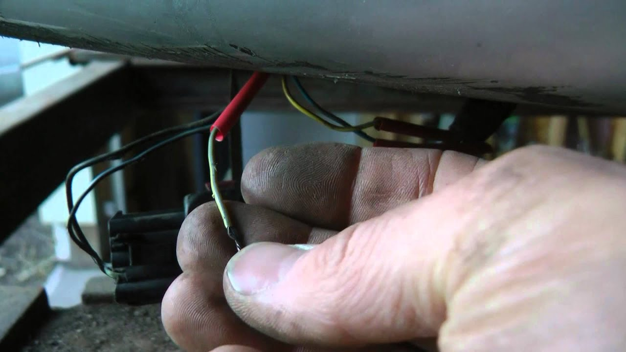 2006 saab 9 3 thermometer wiring repair easy fix [ 1280 x 720 Pixel ]