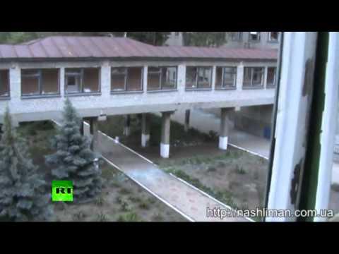 Devastation & Despair: Ukraine army shells hospital (June 3, Uncut Chronicles)