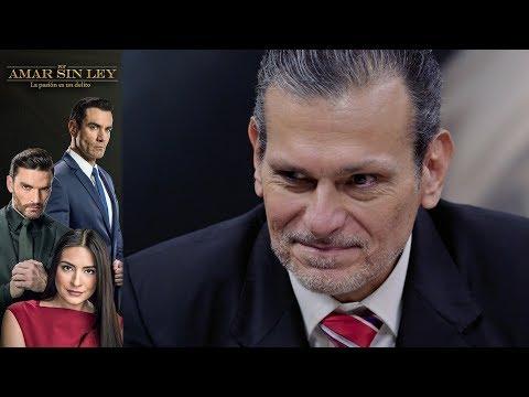 ¡Alonso jura hacer justicia! | Por amar sin Ley - Televisa