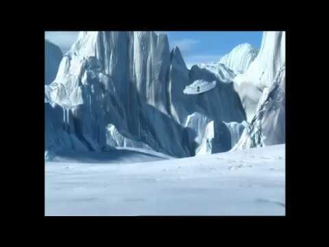 """Star Trek Voyager - Voyager Crash lands on Class L planet """"Timeless"""""""