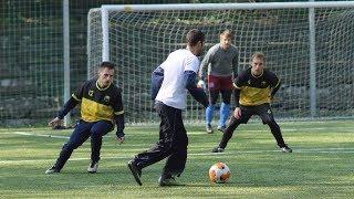 Katedra CMUJ - Caos FC. (Parkowa Cup I)
