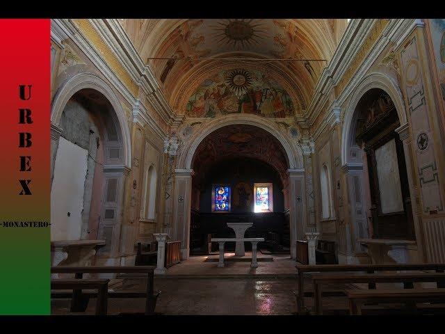 Monastero abbandonato