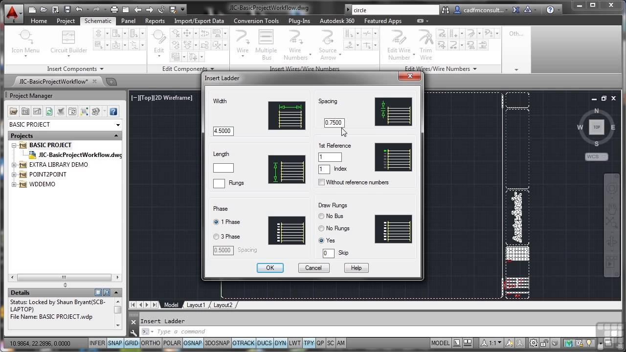 All Categories Pigicomp0ll Autocad Electrical Symbols Library Likewise Sample Projects Download