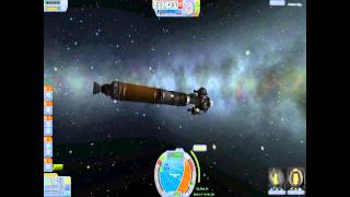 How to get to the Mun! Basic Flight Tutorial