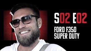Czarna Wołga S02E02 | Andrzej Wrona | Ford F350 Super Duty