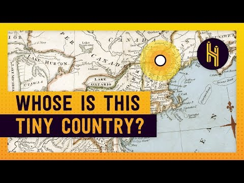 The Country That Used to Exist Between the US and Canada