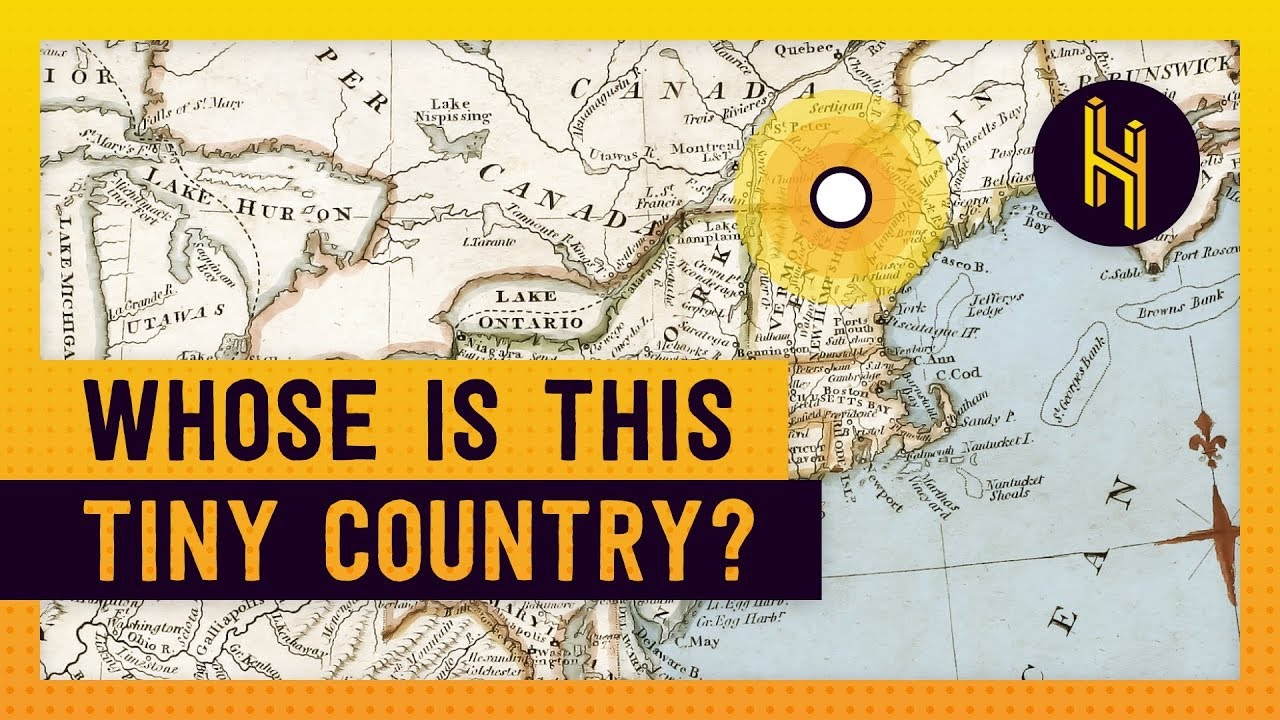 A Tiny Country That Once Existed For Three Years Between