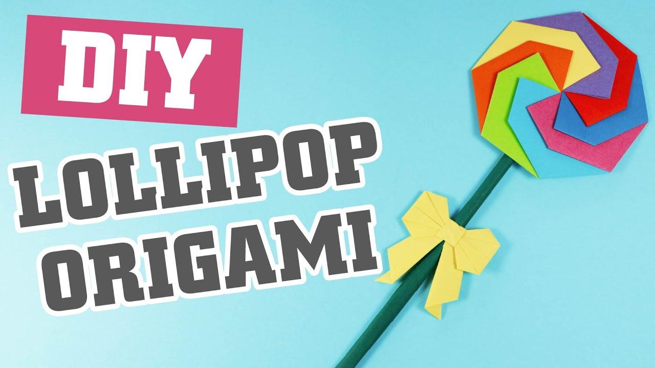 Lollipop Heart Flowers | Valentine's Crafts - YouTube | 720x1280